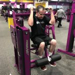 Tony at Planet Fitness